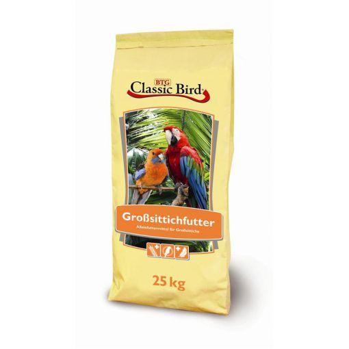 Classic Bird Großsittichfutter 25kg