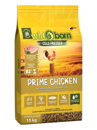 Wildborn Prime Chicken 15kg