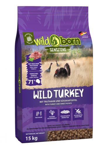 Wildborn Wild Turkey 15kg