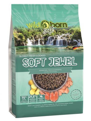 Wildborn Soft Jewel mit frischem Hühnchen & Fisch 4kg