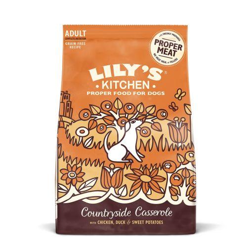 Lilys Kitchen Dog Countryside Casserole Chicken & Duck 12kg