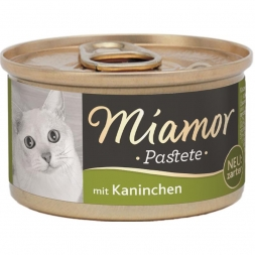 Miamor Dose Kaninchen 85g (Menge: 12 je Bestelleinheit)