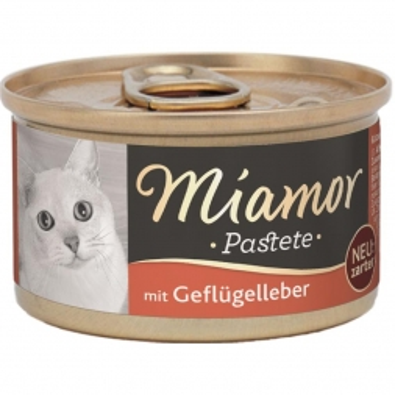 Miamor Dose Geflügelleber 85g (Menge: 12 je Bestelleinheit)