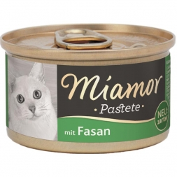 Miamor Dose Fasan 85g (Menge: 12 je Bestelleinheit)