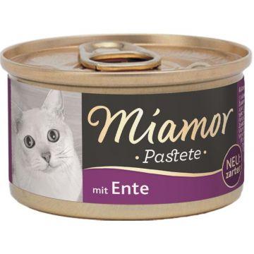 Miamor Pastete Ente 85g (Menge: 12 je Bestelleinheit)