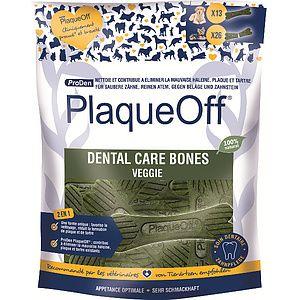 PlaqueOff Dental Care Bones Veggie 485g