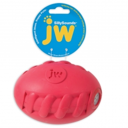 JW PET SILLYSOUNDS FOOTBALL medium Länge ca. 13 cm