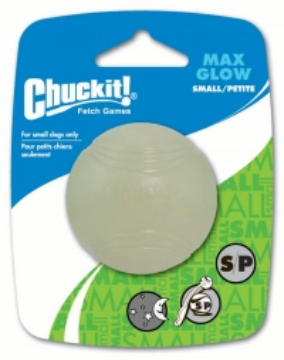 Chuckit MAX GLOW BALL 1-PK Größe S