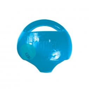 KONG Jumbler Ball Medium/Large, blau