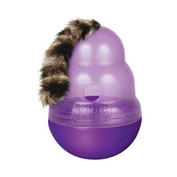 KONG Cat Wobbler violett