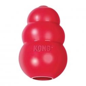 KONG Classic  X-Small, rot