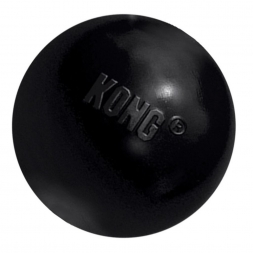 KONG Extreme Ball Medium/Large  schwarz