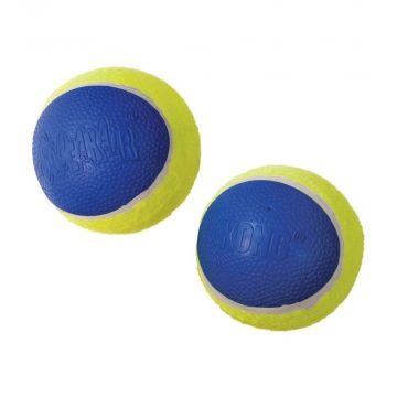 KONG SqueakAir Ultra Balls Medium, gelb