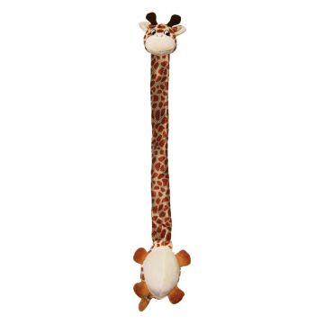 KONG Danglers Giraffe, braun