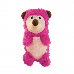 KONG Huggz Hedgehog Small, pink