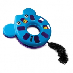 KONG Cat Active Puzzle Toy Mouse
