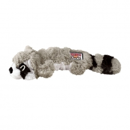KONG Scrunch Knots Racoon Small/Medium, grau
