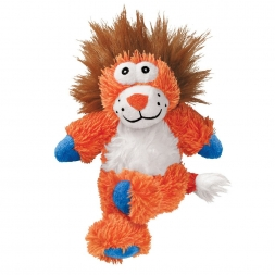 KONG Cross Knots Lion Medium/Large, braun
