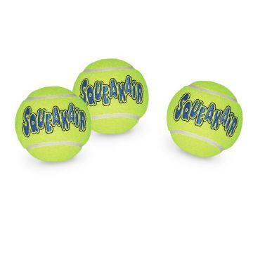 KONG SqueakAir Balls Extra Small 3er Pack