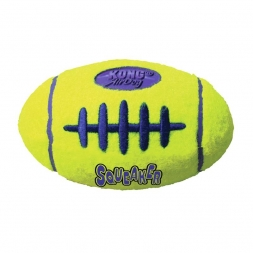 KONG Airdog Squeaker Football Medium
