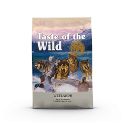 TASTE OF THE WILD Wetlands Wild Fowl 13 kg