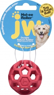 JW PET HOL-EE ROLLER Gitterball mini Gr. ca. 5cm