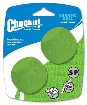 Chuckit ERRATIC BALL 2-PK Größe S