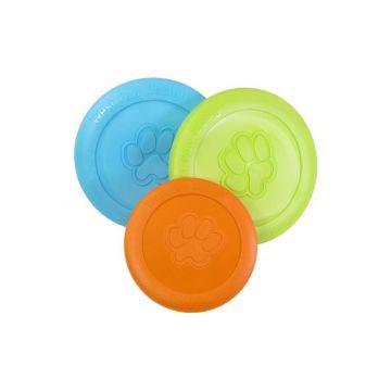 WestPaw Hundespielzeug Zogoflex  Zisc S orange 17cm