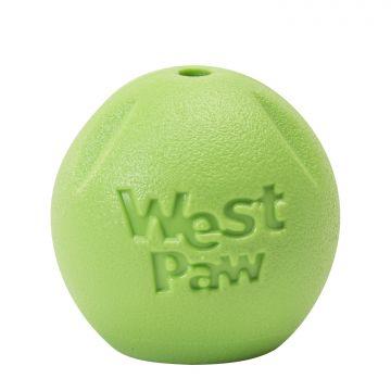WestPaw Hundespielzeug Zogoflex Echo Rando S grün 6 cm