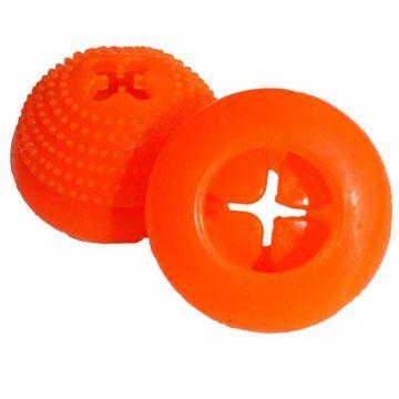 StarMark Bento Balls 4,75 L - Plastikball mit Snack-Innenteil