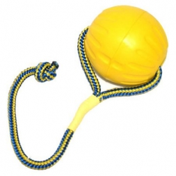 Starmark Swing & Fling Durafoam Fetch Ball - large