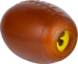 Starmark Treat Dispensing Football Medium