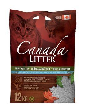 Canada Litter Katzenstreu mit Babypuder 12kg