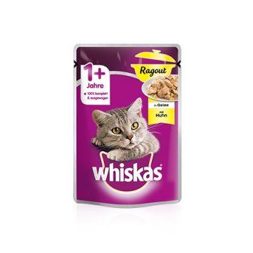 Whiskas Promo Frischebeutel Chicken 4x12x85g