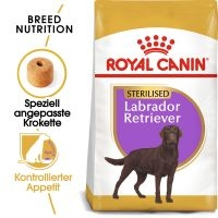 Royal Canin Labrador Adult Sterilised 12kg