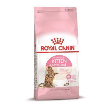 RC Feline Health Nutrition Second Age Kitten Sterilised 3,5 kg