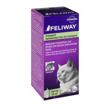 Feliway Classic Transportspray 20 ml zur Beruhigung