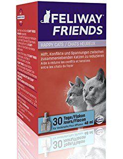 Feliway Friends 30 Tage Nachfüllflakon 48ml