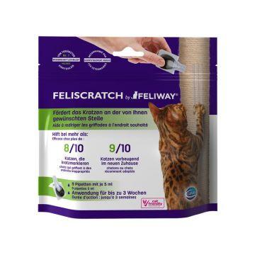 Feliway FeliScratch 9x5ml Pipetten zur Beruhigung