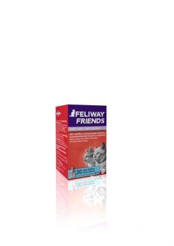 Feliway Friends 3x30 Tage Vorteilspack Nachfüllflakon 3x48 ml