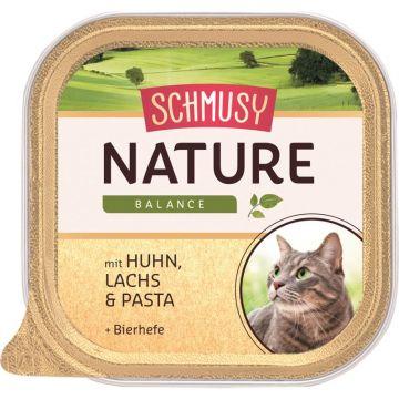 Schmusy Nature Balance Dose Menü Huhn & Lachs 100g (Menge: 16 je Bestelleinheit)