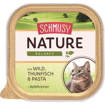 Schmusy Nature Balance FB Wild & Thunfisch 100g (Menge: 16 je Bestelleinheit)