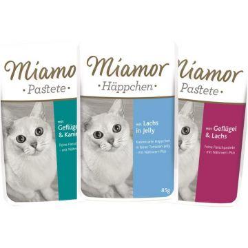 Miamor FB Pastete Geflügelleber & Kaninchen 85g  (Menge: 24 je Bestelleinheit)