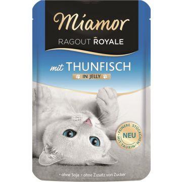 Miamor FB Ragout Royale in Jelly Thunfisch 100g (Menge: 22 je Bestelleinheit)