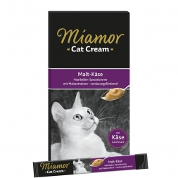 Miamor Cat Confect Malt-Cream & Käse 6x15g (Menge: 11 je Bestelleinheit)