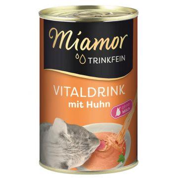 Miamor Trinkfein Vitaldrink mit Huhn 135ml  (Menge: 24 je Bestelleinheit)