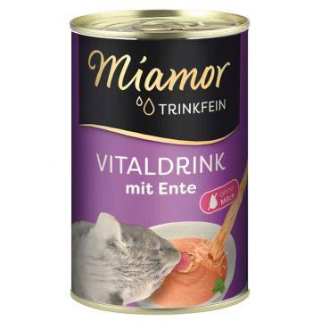 Miamor Trinkfein Vitaldrink mit Ente 135 ml (Menge: 24 je Bestelleinheit)