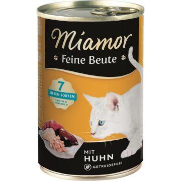 Miamor Dose Feine Beute Huhn 400g (Menge: 12 je Bestelleinheit)
