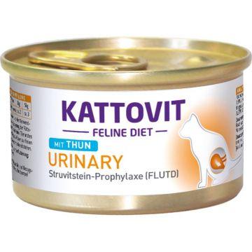 Kattovit  Dose Feline Diet Urinary Low Magnesium Thunfisch 85g (Menge: 24 je Bestelleinheit)