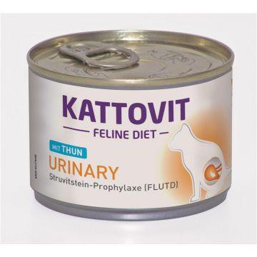 Kattovit Dose Feline Diet Urinary Low Magnesium Thunfisch 175g (Menge: 12 je Bestelleinheit)